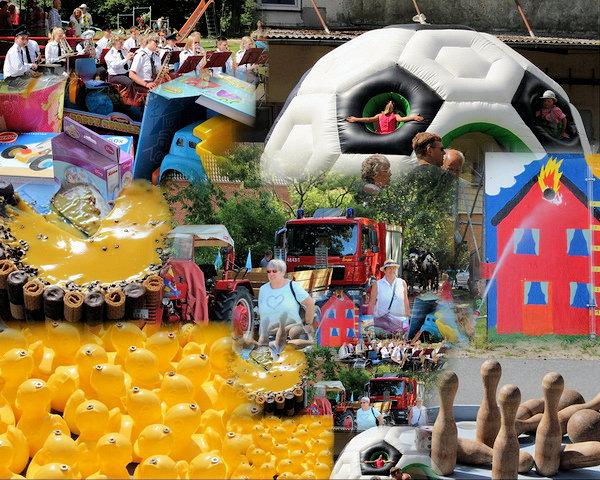 Dorf- und Kinderfest 2015
