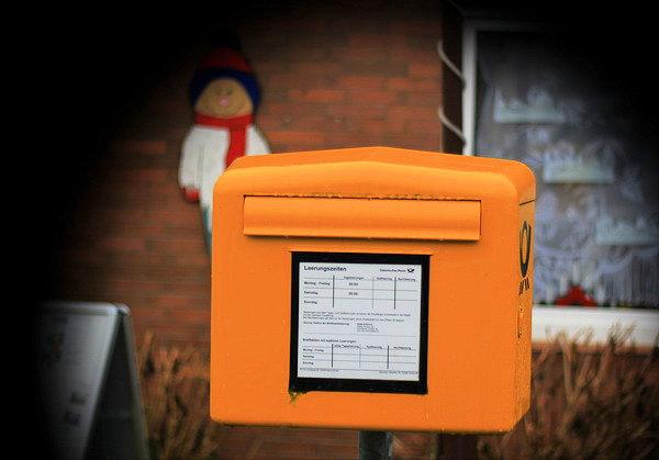 Poststelle geschlossen