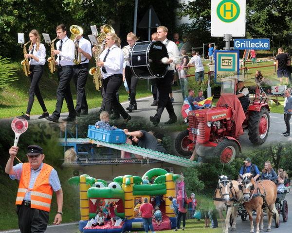 Dorf- und Kinderfest 2017