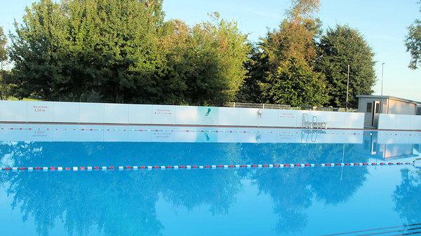 Schwimmbadsaison ist zu Ende