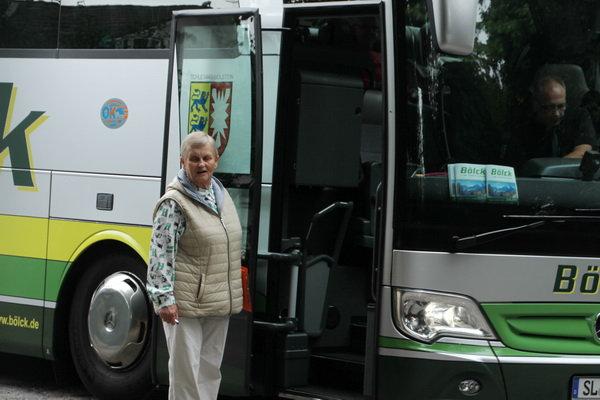 Seniorenausflug nach Eutin