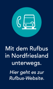 Rufbus Angebot in Nordfriesland
